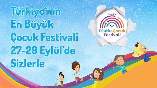 Türkiye'nin En Büyük Çocuk Festivali Yarın Başlıyor…