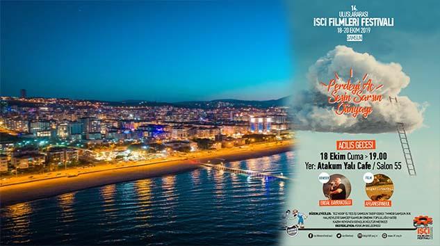 Atakum'da Film Festivali Başlıyor!