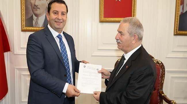 Kosova Mamuşa ile Kardeş Belediye Oldu