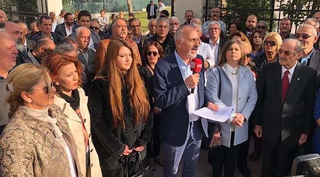 Samsun CHP'den Uzunlar'a Suç Duyurusu