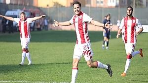 Samsunspor Hekimoğlu'nu Rahat Geçti 0-5