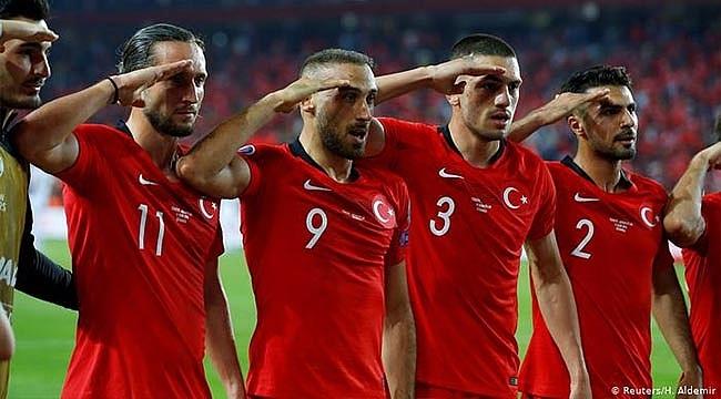 A Milli Takım'ın EURO 2020'deki Rakipleri Belli Oldu