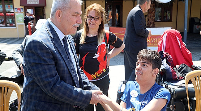 Başkan Demirtaş'tan 3 Aralık Dünya Engelliler Günü Mesajı