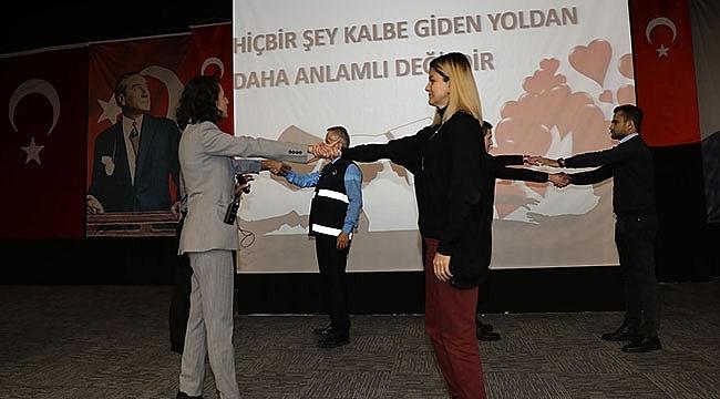 İletişim Seminerlerinin 1'incisi İlkadım Belediyesinde Gerçekleştirildi