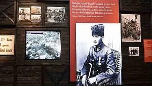 'İlk Adımdan Kuruluşa' Milli Mücadele Sergisi Samsun'da!