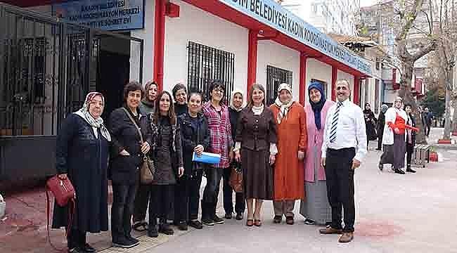 İlkadım'lı Hayırsever Yardım İçin Kadın Koordinasyon Merkezini Seçti