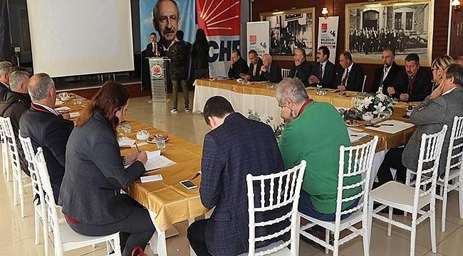 Karadeniz'de Belediyelerden Güç Birliği