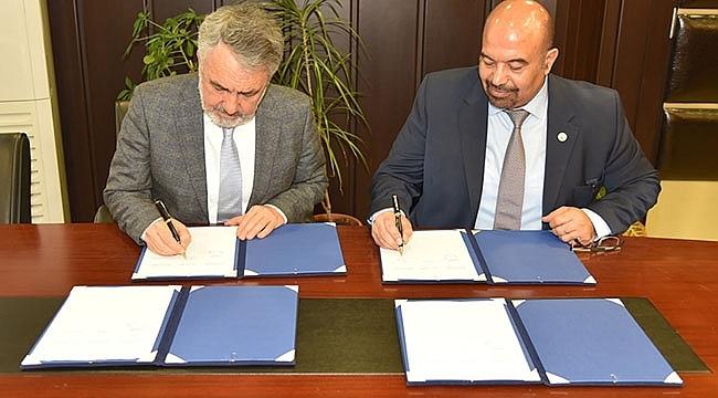 OMÜ'de Uluslararası İşbirliği Anlaşması