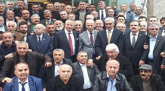 Taş Medreseliler Amasya'da Buluştu!