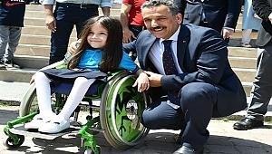 Vali Osman Kaymak'ın '3 Aralık Dünya Engelliler Günü' Mesajı
