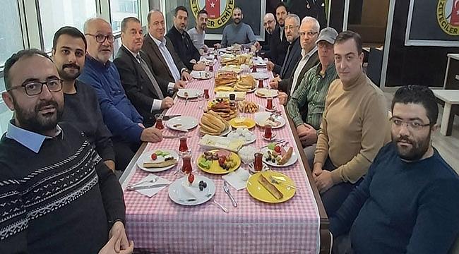 Gazeteciler Samsunspor'u Ağırladı