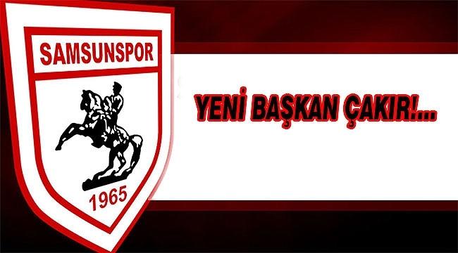 Samsunspor Kulübü Derneğinde Görev Değişimi