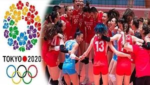 Sultanlar 2020 Tokyo Olimpiyatlarında