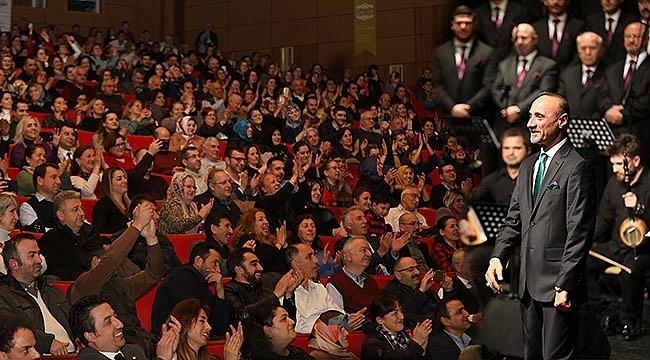 Türk Halk Müziği Korosundan Unutulmaz Konser