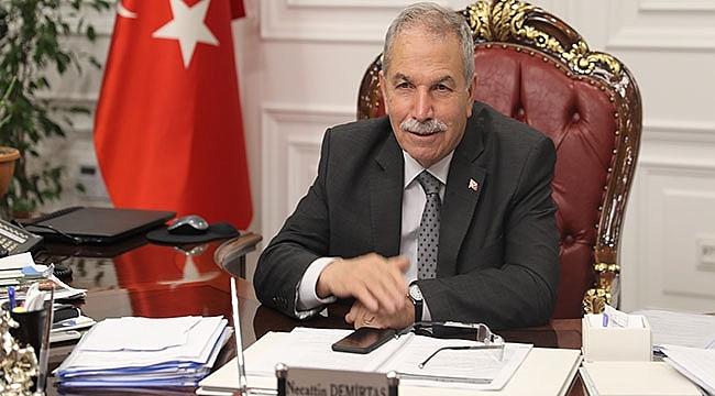 Başkan Demirtaş'tan Çanakkale Mesajı