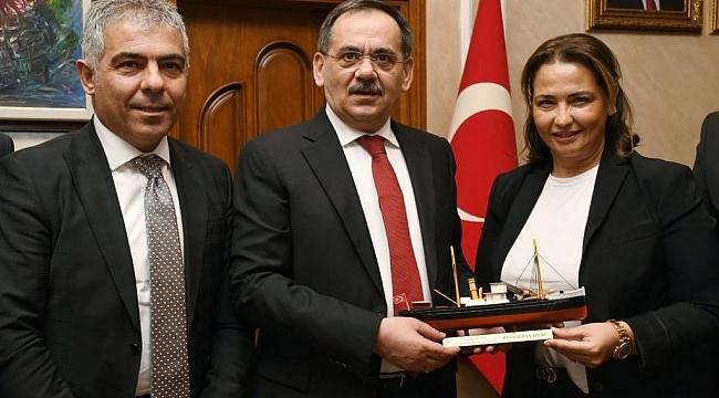 Başkan Mustafa Demir'den 8 Mart mesajı