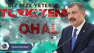 Koranavirüs Siyaseti de Vurdu!