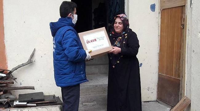 Yıldız Holding Afet Süresince 10 Bin Aileye Gıda Kolisi Dağıtacak