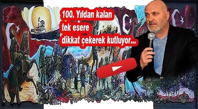 Bir Denizden Diğer Denize, Karadeniz'den Akdeniz'e, Samsun'dan İzmir'e Bir Destan