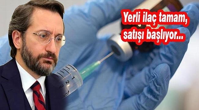 Fahrettin Altun, Twitter Hesabından Duyurdu!