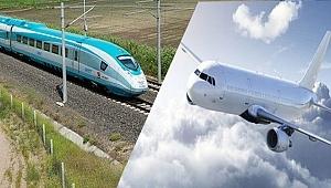 Hava ve Demir Yolu Ulaşımında Biletler Satışta