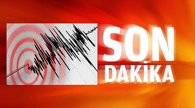 Bingöl'de Şiddetli Deprem!