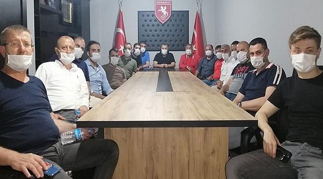 Samsunspor Taraftar Grupları 55. Yıl Kutlamaları Ortak Açıklaması