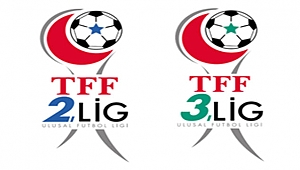 TFF'den Son Dakika Kararı; 2. ve 3. Ligler Oynanmayacak!