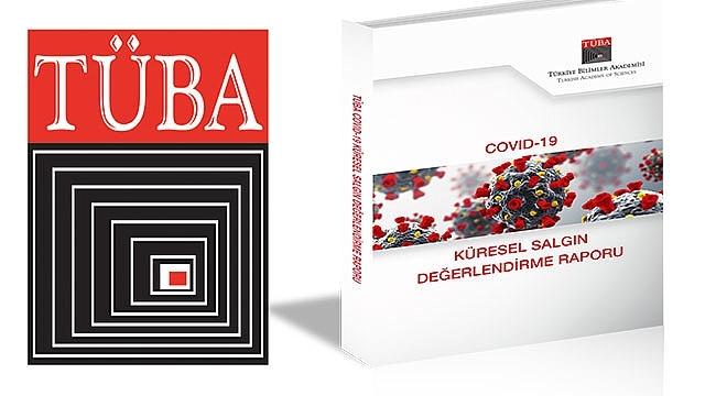 TÜBA COVID-19 Küresel Salgın Değerlendirme Raporu Kitaplaştırıldı
