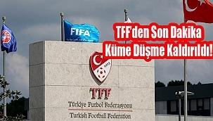 TFF Süper Lig, 1. Lig, 2. Lig, 3. Lig'lerde küme düşme kaldırıldı