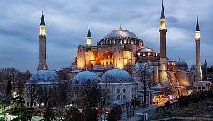 Temmuz Ayında En Çok Ayasofya'nın Yeniden Cami Olması Konuşuldu!