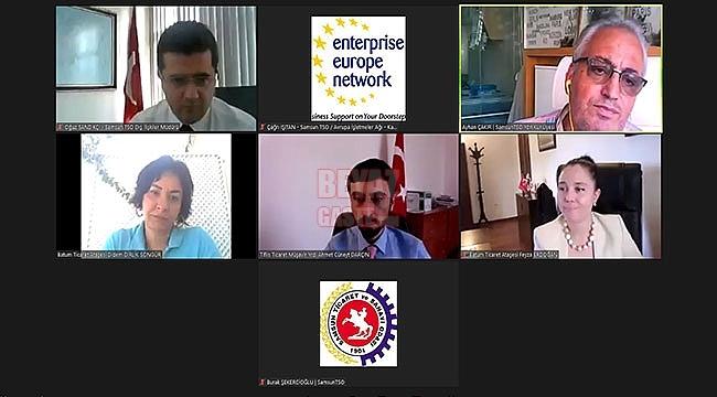 TSO Üyelerine, Gürcistan İşbirliği Fırsatları Anlatıldı