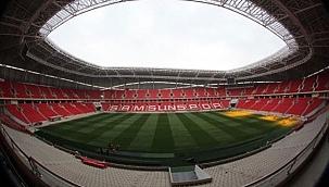 19 Mayıs Stadyumu UEFA Tarafından Denetlendi