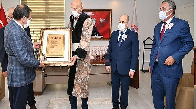 Başkan Demir, Şed Kuşatma Töreni'nde
