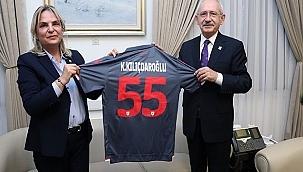Kılıçdaroğlu'ndan Samsunspor Formasına Tam Not!