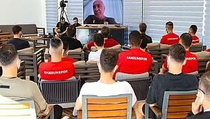 Başkan Yıldırım'a Şampiyonluk Sözü Verdiler!...