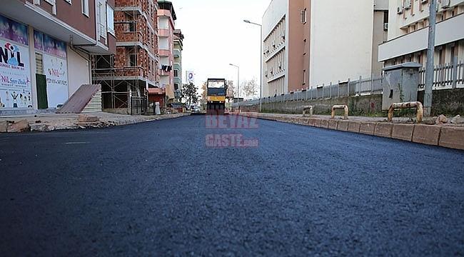 Fatsa'da Konforlu ve Modern Yollar Yapılıyor...