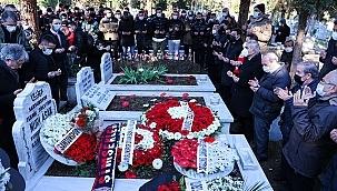 Futbol Şehitleri Mezarları Başında Anıldı