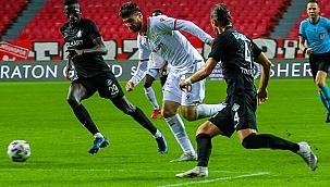 Samsunspor Üç Puanla Başladı 1-0