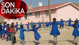 Köy Okullarında Eğitim 15 Şubat'ta Başlayacak!