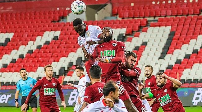 Samsunspor Geç Açıldı 3-1
