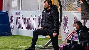 Süper Lig Yolunda Zorlu Bir Maç Oynadık
