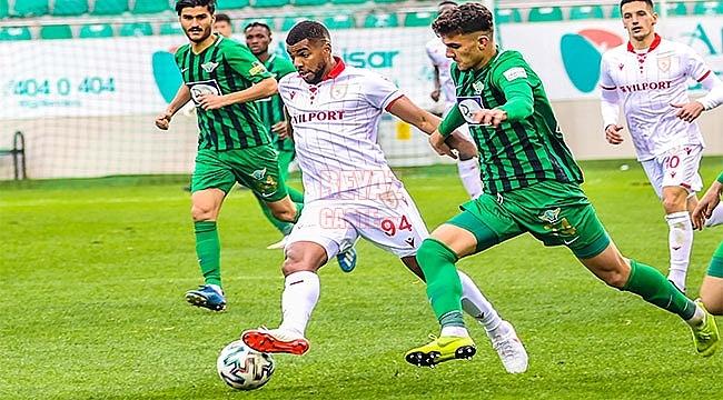 Yılport Samsunspor Dörtledi 1-4