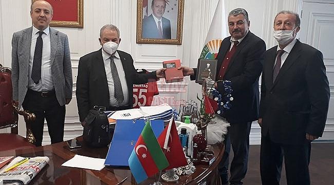 BTP'den Demirtaş'a Ziyaret