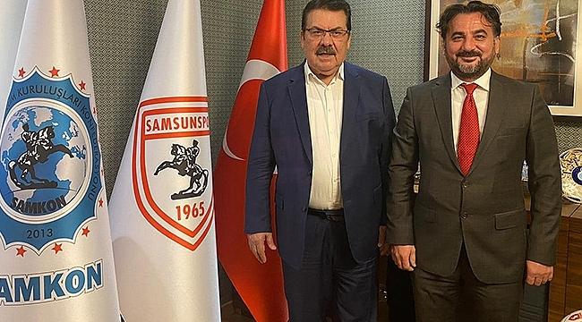 İrfan Doğan, SAMKON'un Yeni Genel Başkan Yardımcısı
