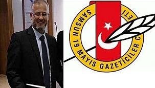 Samsun 19 Mayıs Gazeteciler Cemiyeti'i '41' Yaşında!...
