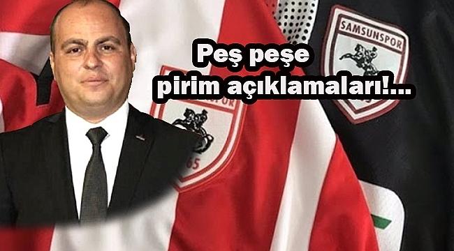 Samsunspor'a 55 Bin TL. Süper Lig Prim Sözü!...