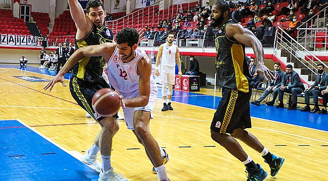 Samsunspor Basket – Akhisar Belediye Basketbol: 90 – 87