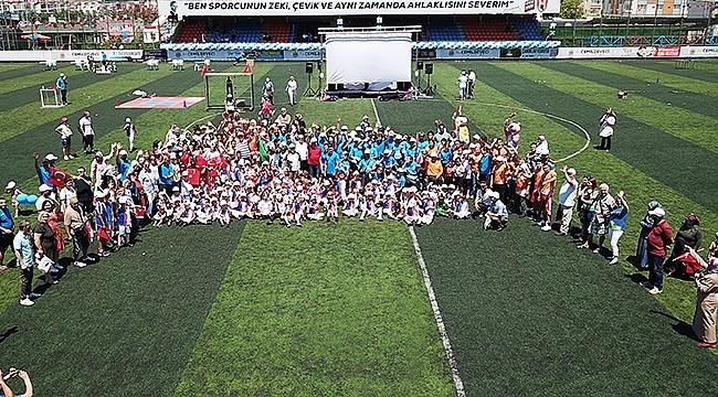 Atakum'da Yaz Spor Okuluna Kayıtlar Başladı