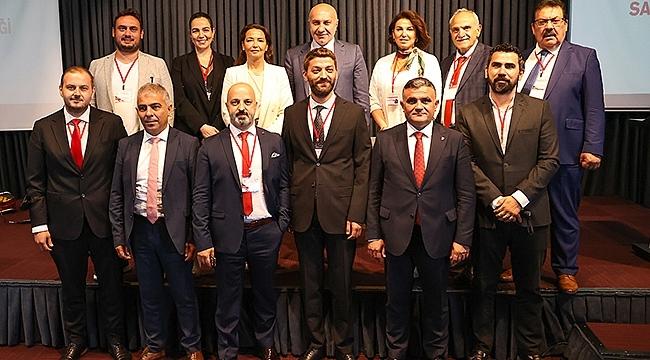 Samsunspor Kulübü Derneğinde Yeni Görev Dağılımı Yapıldı